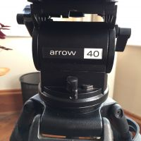 Miller Arrow 40 Tripod.