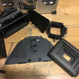 Arri MB16 Matte Box and Flight Case