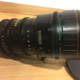 Fujinon T1.8 6-30mm Zoom Lens
