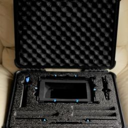 Redrocks Micro Deluxe Mattebox Bundle with custom Peli Case
