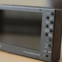 Astro Design DM 3105 Monitor (5 Inch) - with batteries, mains and D-tap power