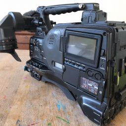 Sony F800 Camera with HDVF-20A Viewfinder