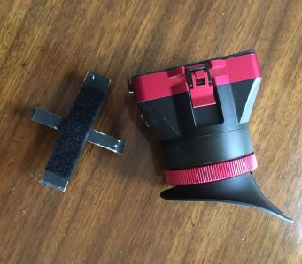 Deity Viewfinder Loupe for Canon C300/500
